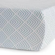 aqua crib bedding from buy buy baby