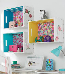 best 25 crate desk ideas on pinterest crate storage desk ideas