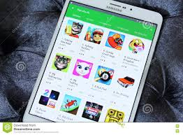 top free games in google play store editorial photo image 74667091