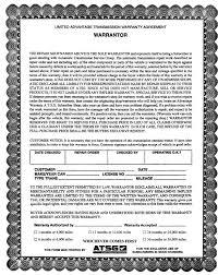 100 warranty certificate template word 45 free promissory note