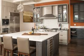 Kitchen Island Storage Design Kitchen Elegant Kitchen Design With Bellmont Cabinets And