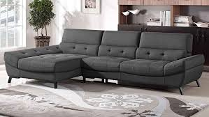 living room dark gray sectional sofa with grey couches and white