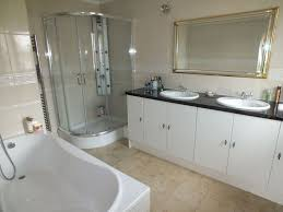 design ideas endearing black and white bathroom decoration using