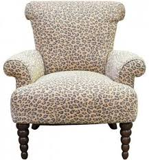 Leopard Print Accent Chair Animal Print Accent Chairs Leopard Home Decor Chairs Unique