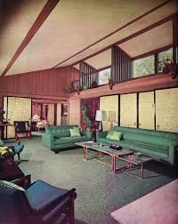 Vintage Living Room by 50 Inspiring Living Room Ideas 1960s Living Rooms And Shelving
