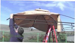 Replacement Canopy For 10x12 Gazebo by Allen Roth Gazebo Replacement Parts Gazebo Ideas