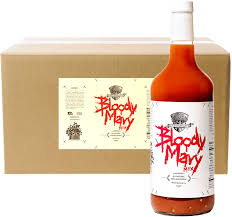 organic bloody mix best bloody mix recipe the spicy bloody lord