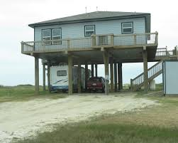 House Plans Piers And Beams Small Coastal Pilings Modern Stilts