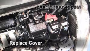 honda car batteries how to jumpstart a 2009 2013 honda fit 2010 honda fit sport 1 5l