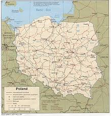 Map Of Europe 1939 by Maps Gazetteers The Polish Genealogy Project