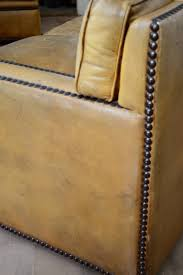 chair fabulous leather chair with nailhead trim kit tufted