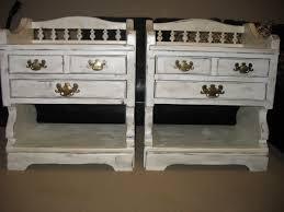 nightstand narrow nightstand simply shabby chic bedroom