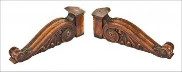 furniture wonderful decorative iron brackets small wooden shelf