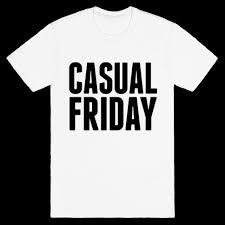 casual friday casual friday t shirt human