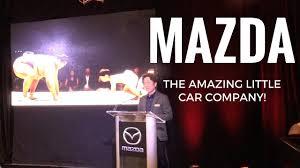mazda north america mazda the amazing little car company by north american