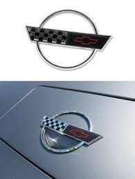c4 corvette emblem c4 corvette 1993 1996 special edition fuel door emblems 2