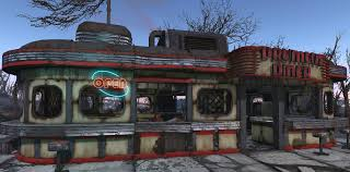 Fallout 3 Complete Map by Drumlin Diner Fallout Wiki Fandom Powered By Wikia