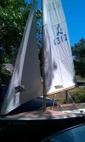 sails sheets stays and halyards resurrecting a 59 lido 14 sailboat