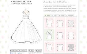 create your own wedding dress modern design your wedding dress with design your own wedding