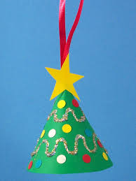 Decorations For Miniature Christmas Tree by How To Make A Miniature Christmas Tree Ornament Christmas Crafts