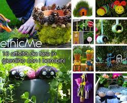 giardino bambini 10 attivit罌 da fare in giardino con i bambini ethicme