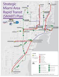 Miami Dade Transit Map by Caltran Engineering Caltrangroup Twitter