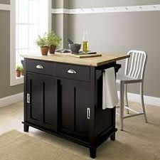 Belmont White Kitchen Island Country Harvest Butcher Block Table Dining Room Kitchen