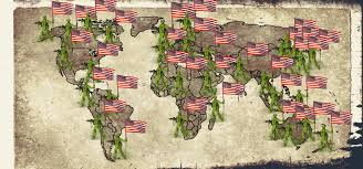 Flags Of The Wrld The Us Has Soldiers Deployed In Almost Every Country On Earth