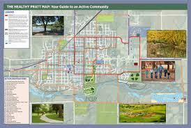 pratt map map of pratt pratt area chamber of commerce