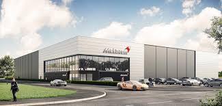 lexus cars sheffield mclaren confirms new uk carbonfibre factory in sheffield by car