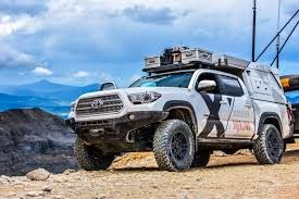 Toyota Tacoma Double Cab Roof Rack by The Definition Of A Complete Overland Build The Drive