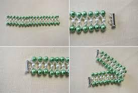 bead bracelet design images Handmade pearls bracelet fashion beads and accessories jpg