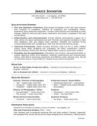 Good Resume Objective Examples by Great Resume Template With Skills Summary And Employment