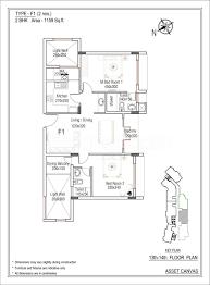 Afc Dealer Floor Plan by Asset Homes Asset Canvas Floor Plan Asset Canvas Maradu Kochi
