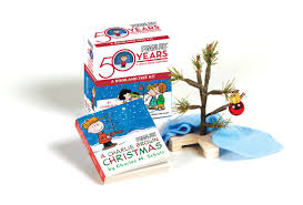 brown s christmas tree a brown christmas kit book and tree kit with mini