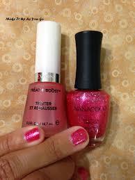 make it up as you go nail polish change nanacoco in las vegas