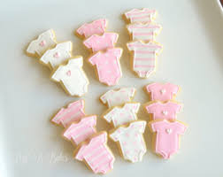baby shower cookies lizy b s bakeshop by lizybsbakeshop on etsy