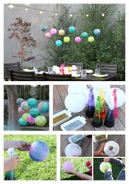 diy outdoor lighting without electricity 28 super awesome outdoor lighting ideas to enhance your summer nights