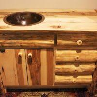48 Inch Solid Wood Bathroom Vanity by White Bathroom Design And Decoration Using Double White Solid Wood