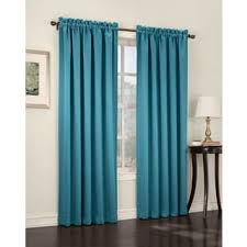 Turquoise Ruffle Curtains 63 Inches Curtains U0026 Drapes Shop The Best Deals For Nov 2017