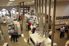 Woodworking Machinery Show 2011 by Weinig And Holz Her Expo Shows 30 Machines New Software