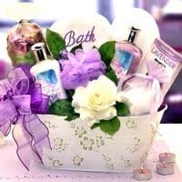 Bathroom Gift Basket Spa Gift Baskets Relaxing Bath Baskets