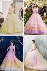 Spring Colors 129 Best Wedding Dress Designers Images On Pinterest Marriage