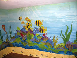 under the sea mural kids room great ideas for kids and their