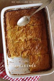 comment cuisiner les seches flan clafoutis aux nectarines ou comment recycler vos madeleines