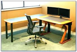 best desk for dual monitors desk for 2 monitors dual monitor desk best computer for multiple