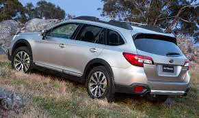 first gen subaru outback 2015 subaru outback review a better all rounder