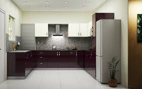 modular kitchen india designs condor spacious u shaped kitchenbuy