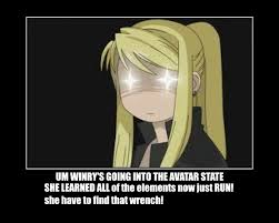 Fullmetal Alchemist Memes - my own avatar and fullmetal alchemist meme 1 by ajlew on deviantart