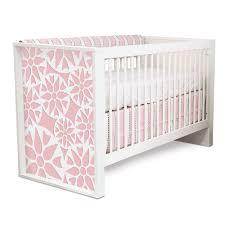 Convertable Crib by Kolino Prima Convertible Crib Pink